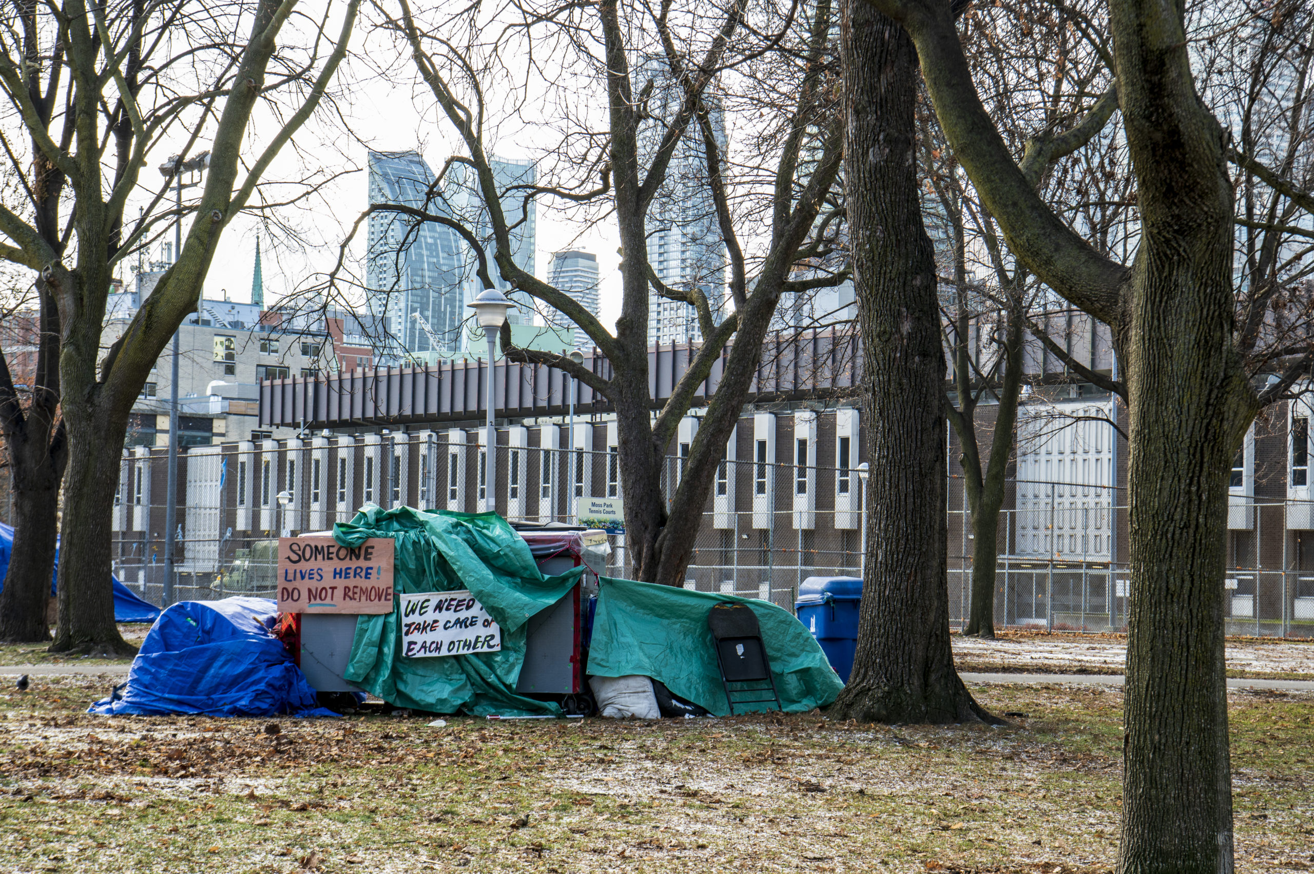 Resisting the Attack on Toronto's Encampments